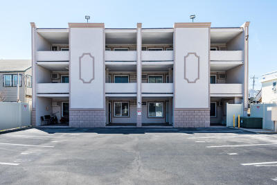 Seaside Heights Condo/Townhouse For Sale: 45 Sampson Avenue #2