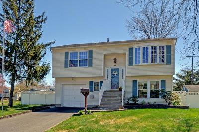 Hazlet Single Family Home Under Contract: 44 13th Street