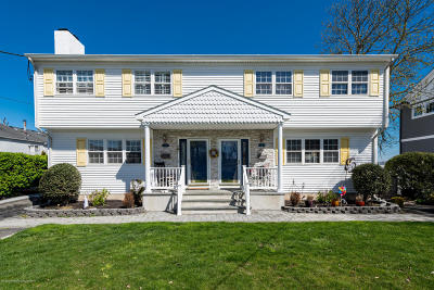 Long Branch Multi Family Home Continue To Show: 191 Riddle Avenue