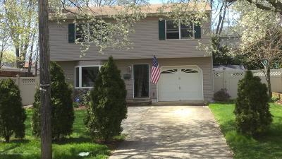 Atlantic Highlands Single Family Home For Sale: 5 Avenue B