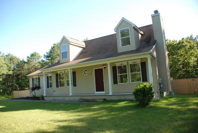 Manchester Single Family Home For Sale: 1641 Chester Avenue
