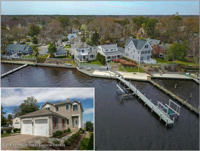 Brick Single Family Home For Sale: 41 Hulse Landing Road