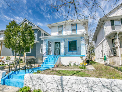 Asbury Park Single Family Home For Sale: 1123 1st Avenue