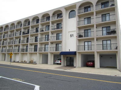 Seaside Heights Condo/Townhouse For Sale: 51 Hiering Avenue #B 15