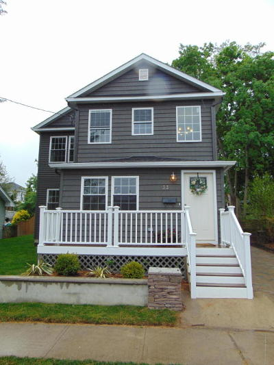 Atlantic Highlands Single Family Home Under Contract: 33 Avenue C