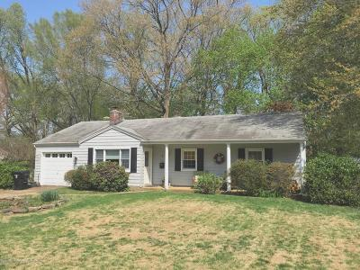 Middletown Single Family Home Under Contract: 5 The Trail