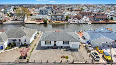 Toms River Single Family Home For Sale: 597 N End Avenue