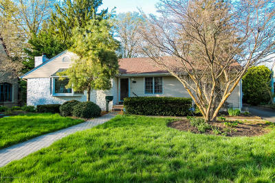 Freehold Single Family Home Under Contract: 57 Brinckerhoff Avenue