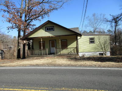 Single Family Home For Sale: 402 W Lakeshore Drive
