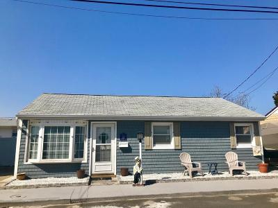 Lavallette Single Family Home Under Contract: 232 Kathryn Street
