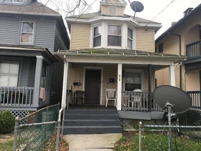 Asbury Park Multi Family Home Under Contract: 918 Monroe Avenue