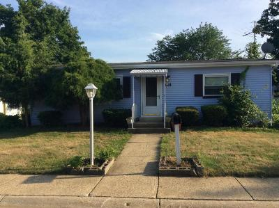 Adult Community For Sale: 614 Jerome Place