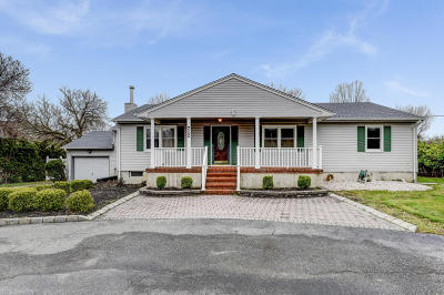 Neptune Township Single Family Home Under Contract: 712 Old Corlies Avenue