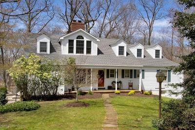 Colts Neck Single Family Home Under Contract: 104 Galloping Hill Road