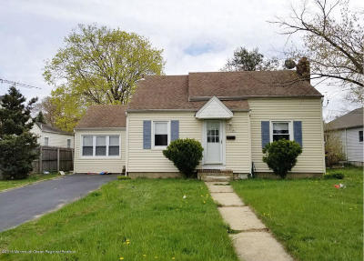 West Long Branch Single Family Home Under Contract: 120 Wall Street