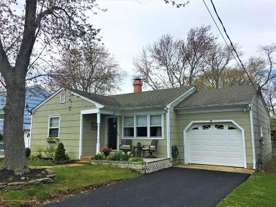 Point Pleasant Single Family Home Under Contract: 2211 Wilson Road