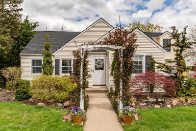 Ocean Twp Single Family Home Under Contract: 1113 Bendermere Avenue