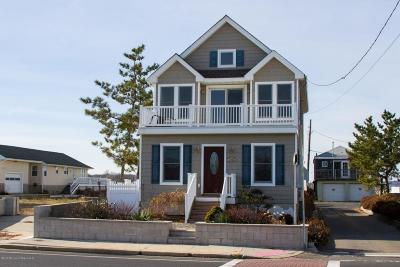 Sea Bright Single Family Home For Sale: 616 Ocean Avenue