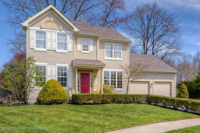 Howell Single Family Home For Sale: 9 Jared Court
