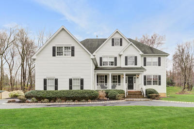 Middletown Single Family Home For Sale: 10 Red Hill Road