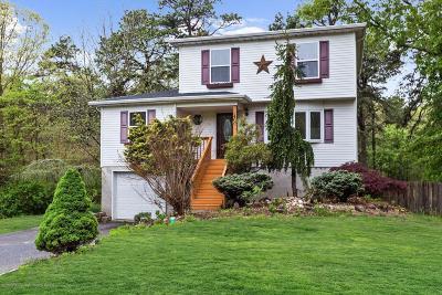 Jackson Single Family Home For Sale: 460 Cedar Swamp Road