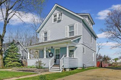 Long Branch Single Family Home Under Contract: 257 Hamilton Avenue