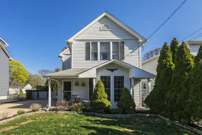 Long Branch Single Family Home Under Contract: 659 Morford Avenue