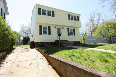 Freehold Single Family Home Under Contract: 52 1/2 Monmouth Avenue