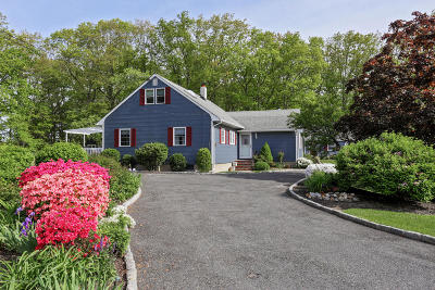 Wall Single Family Home For Sale: 2123 Allenwood Road