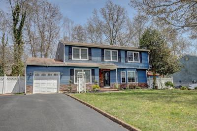 Manchester Single Family Home Under Contract: 252 Weldon Road