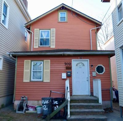 Asbury Park Single Family Home For Sale: 702 Sewall Avenue