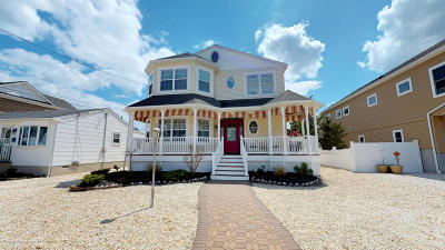 Lavallette Single Family Home Under Contract: 136 Newark Avenue