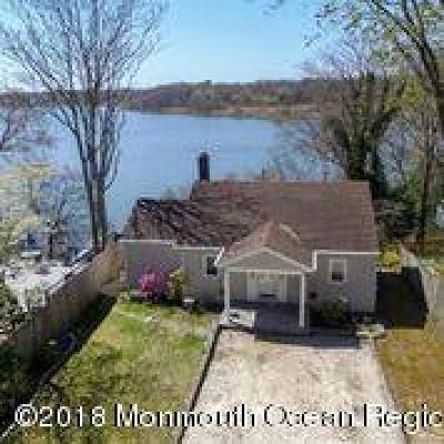 Neptune Township NJ Single Family Home Under Contract: $525,000