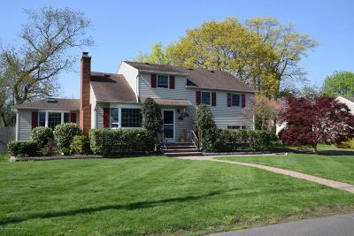 Sea Girt Single Family Home For Sale: 1305 W Magnolia Avenue