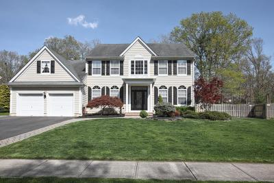 Toms River Single Family Home Under Contract: 1517 Forrest Trail Circle