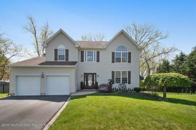 Howell Single Family Home Under Contract: 10 Cecilia Court