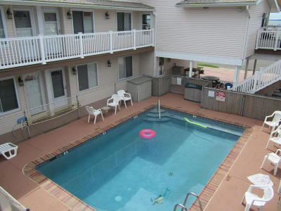 Seaside Heights Townhouse For Sale: 14 Bay Boulevard #B11