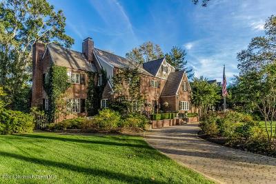 Little Silver Single Family Home For Sale: 15 Alwin Terrace