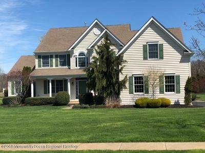 Freehold Single Family Home For Sale: 2 Snowmass Court