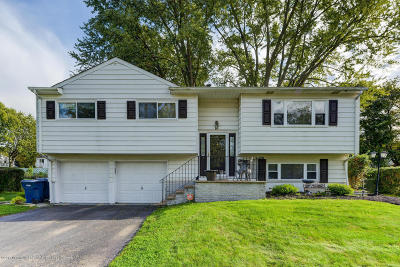 Neptune Township Single Family Home Continue To Show: 10 N Chaphagen Drive