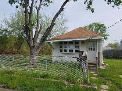 Hazlet Single Family Home For Sale: 173 8th Street