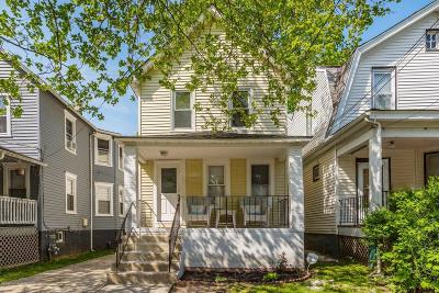 Asbury Park Single Family Home For Sale: 1009 Monroe Avenue