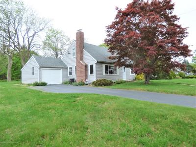 West Long Branch Single Family Home Under Contract: 27 Elmwood Avenue