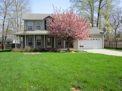 Manchester Single Family Home For Sale: 2540 Woodland Road