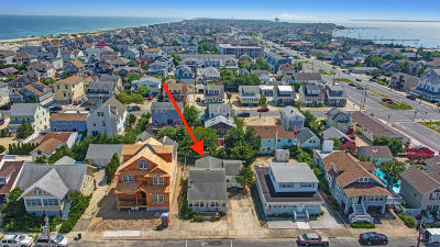 Seaside Park Single Family Home For Sale: 47 Brighton Avenue