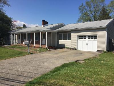 Toms River Single Family Home For Sale: 786 Bay Avenue