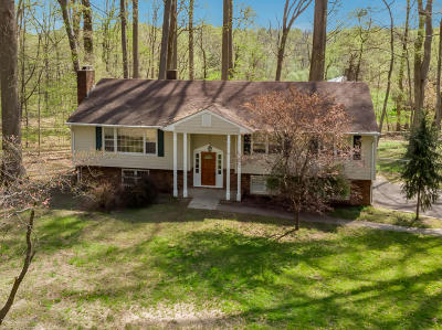 Holmdel Single Family Home Under Contract: 4 Blue Hills Drive