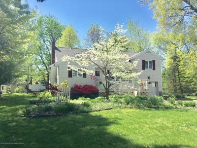Middletown Single Family Home For Sale: 36 Kenneth Terrace