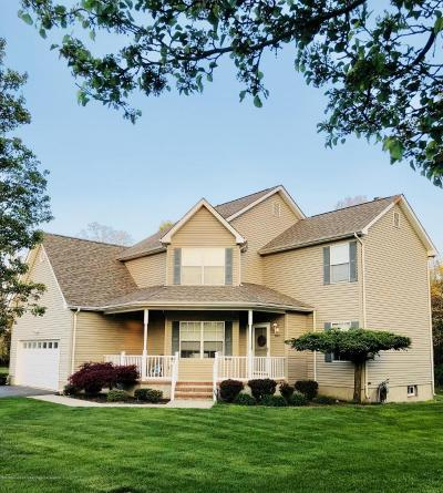 Toms River Single Family Home For Sale: 1661 Copperfield Lane