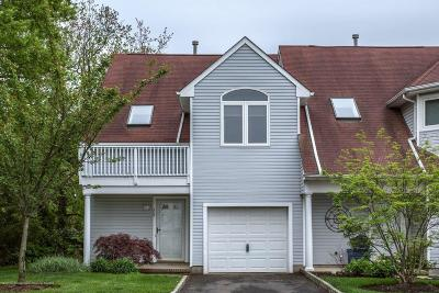 Long Branch Condo/Townhouse For Sale: 28 Bayview Court